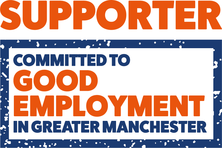 Greater Manchester Good Employment Charter logo